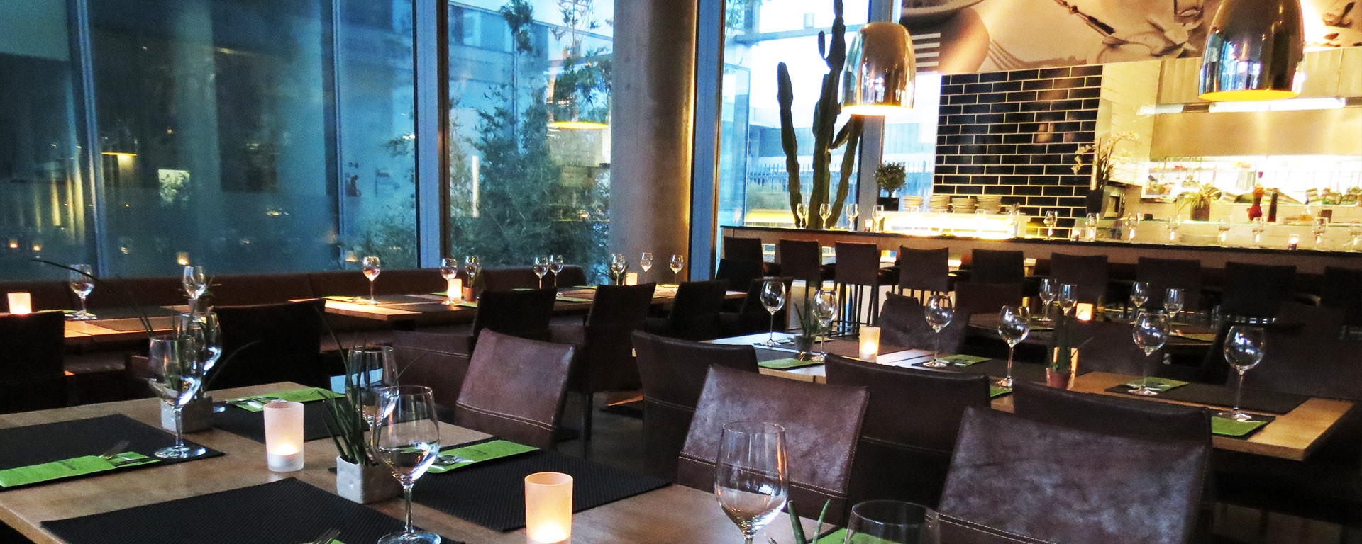 Seile´s Restaurant im Hegau-Tower in Singen