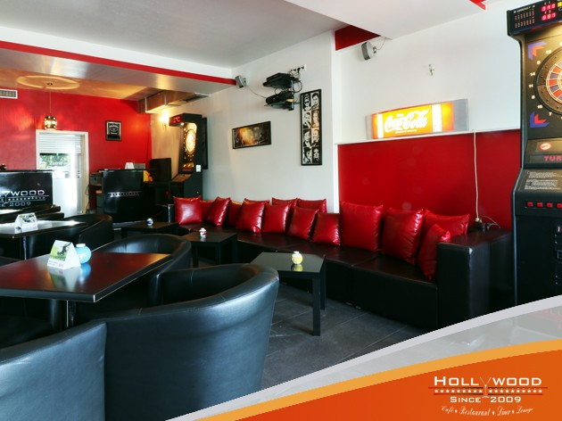 Hollywood: Unsere Hollywood-Lounge