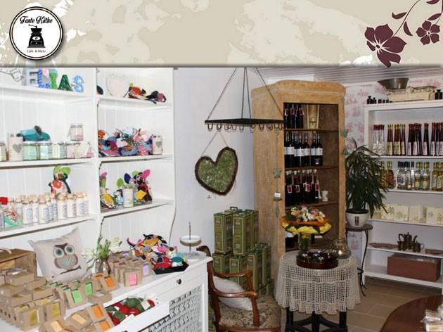 Tante Käthe Café & Mehr: Cafe & Mehr - Stöbern in unserem Laden