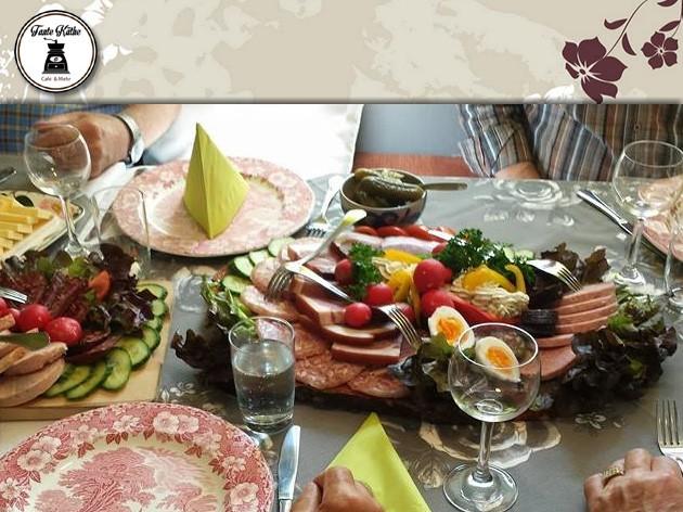 Tante Käthe Café & Mehr: Frühstücken Sie bei uns!
