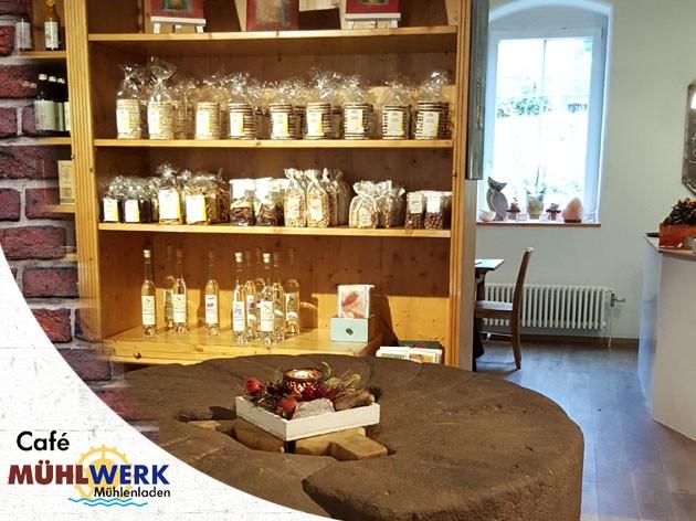 Mühlwerk | Café & mehr: Unser Mühlenladen