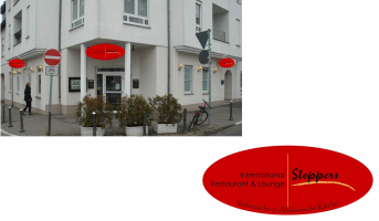 Steppers Restaurant & Lounge · 53121 Bonn, Magdalenenstr. 19