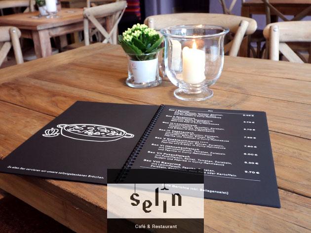 Selin | Cafe - Restaurant: Mit allen Sinnen genießen