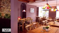 Selin Café-Restaurant Konstanz - angenehmes Ambiente - gemütliche Atmosphäre - türkische Speisen in Konstanz