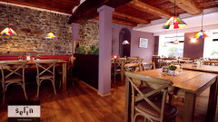 Selin Café-Restaurant Konstanz - bietet Platz für ca. 60 Gäste, die Appetit auf türkisches Essen haben.