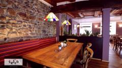 Selin | Cafe - Restaurant - bietet Platz auch für Gruppen, die in Konstanz türkisch essen wollen