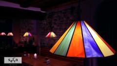 Selin Café-Restaurant - einladend, leicht, bunt, verspielt: Unser Gastraum
