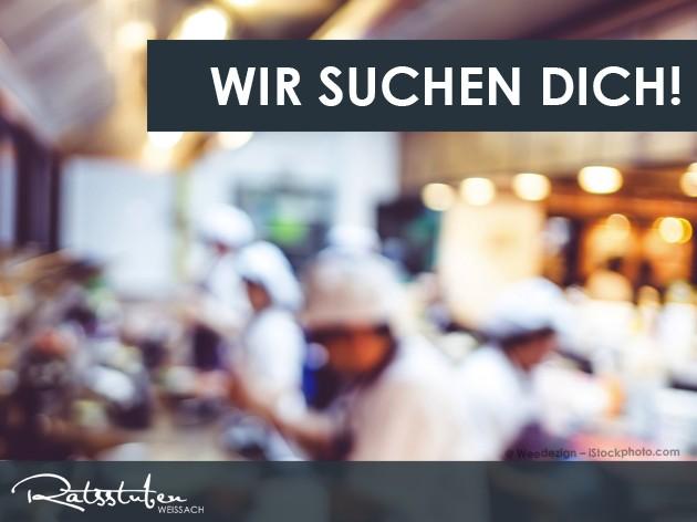 Ratsstuben Restaurant-Gasthaus Weissach: Wir suchen dich!