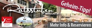 Ratsstuben Restaurant Geheim-Tipp
