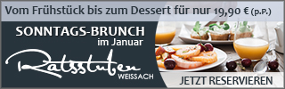Ratsstuben Restaurant Brunch