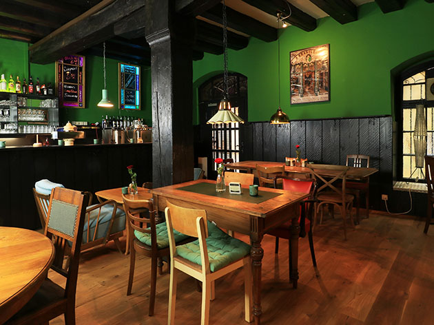 Bar Sedir KN: SKY in der Bar Sedir KN