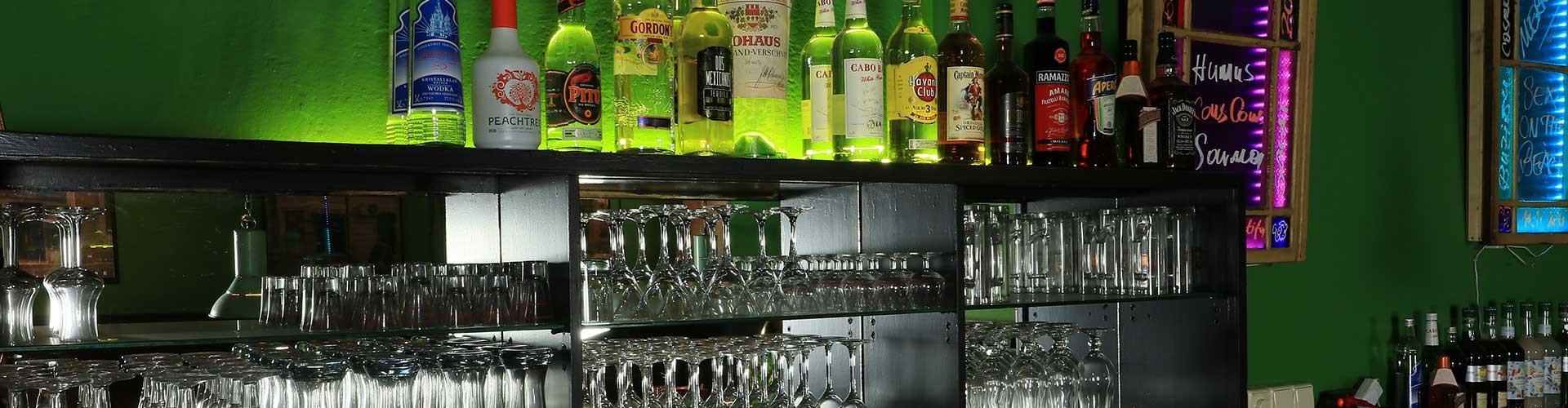 Bar Helin KN 2017: Cocktails und mehr
