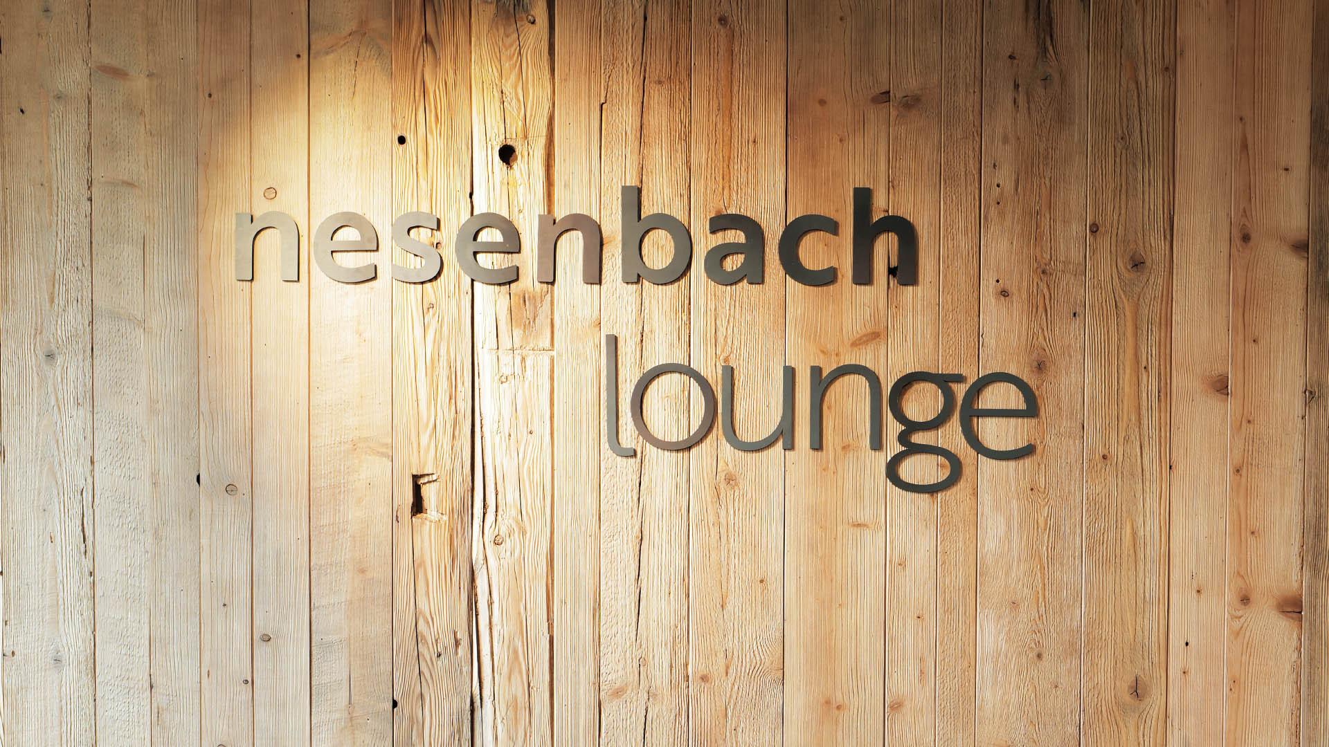 Unsere nesenbach lounge
