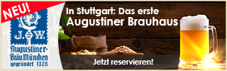 NEU: Augustiner Brauhaus Stuttgart