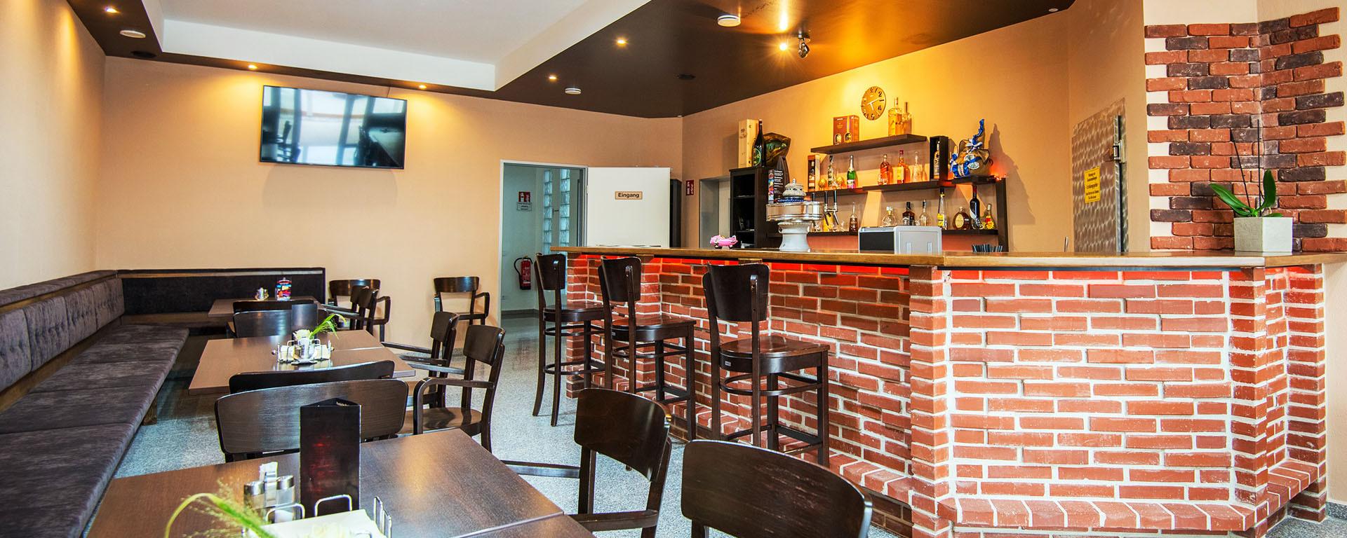 Gut Essen, trinken und genießen im Restaurant des Hotel Drei Bären Aichach