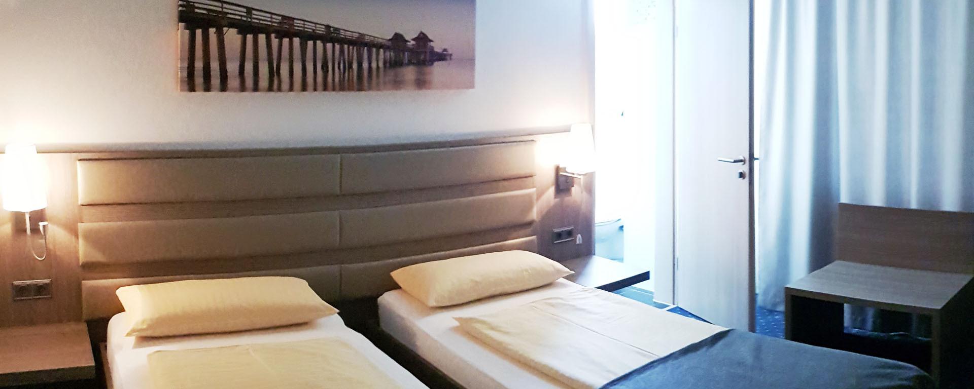 Suchen Sie ein günstiges und gutes Hotel: Voilá - hier sind sie richtig!