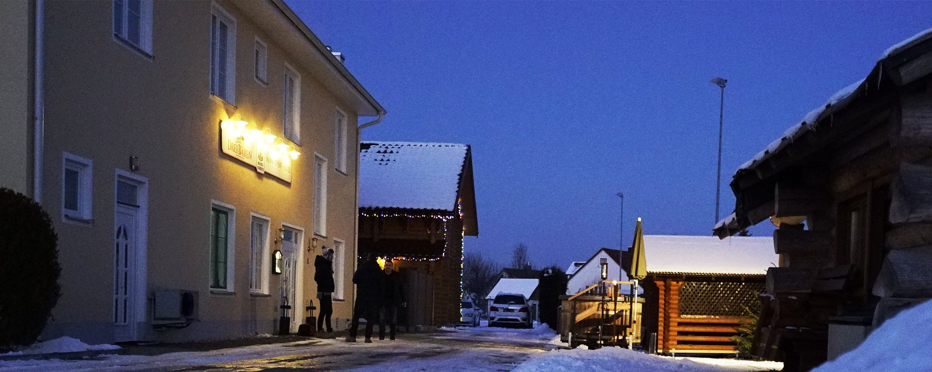 Russische Banja - öffentliche Sauna in 86551 Aichach bei Dasing/ Augsburg