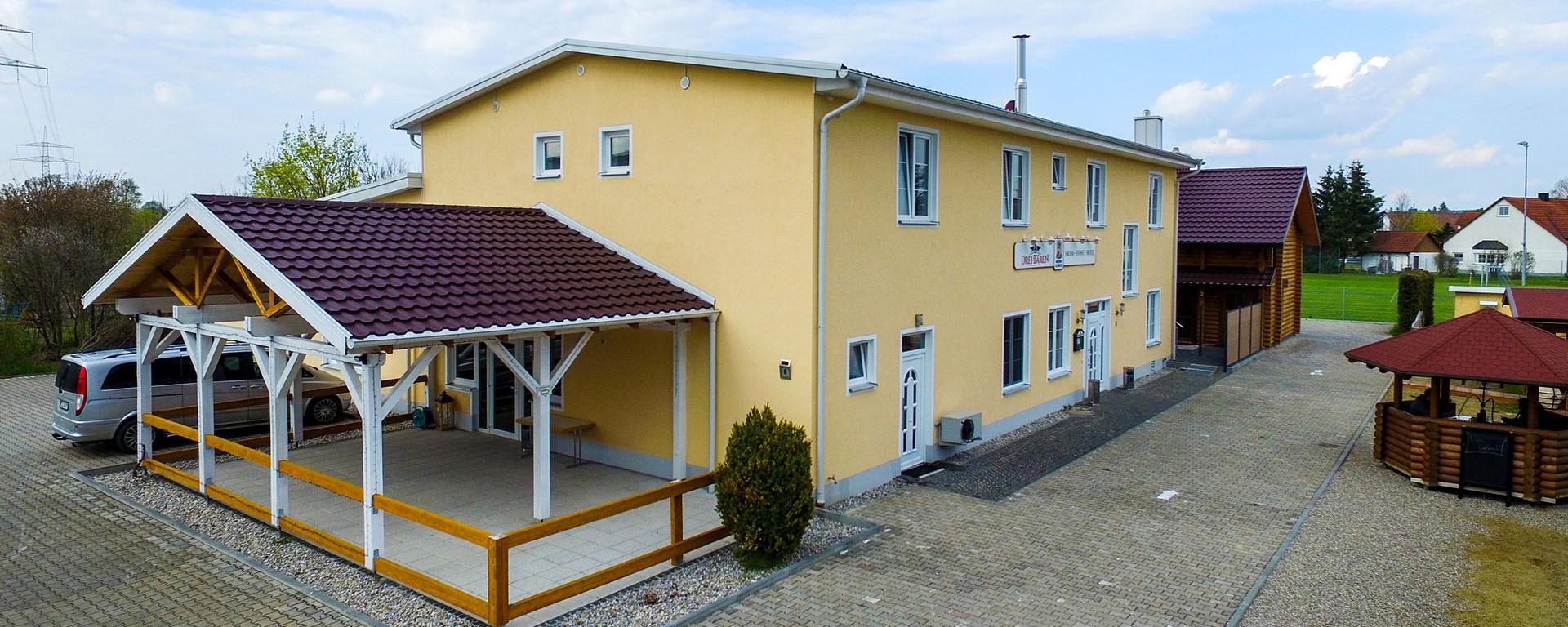 Hotel Drei Bären in 86551 Aichach-Ecknach