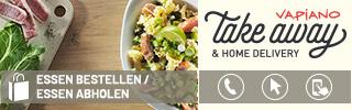 VAPIANO Ingolstadt Essen bestellen ToGo