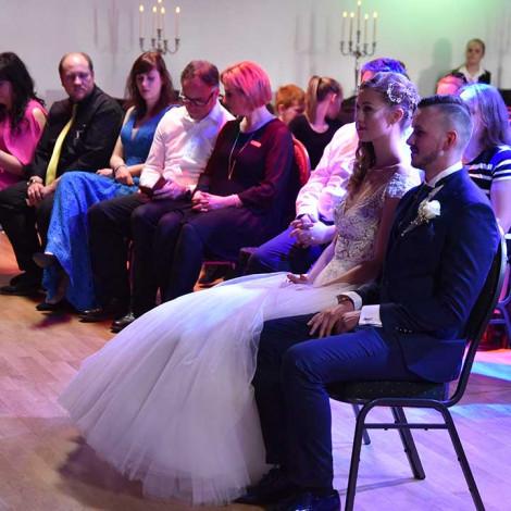 Raum Festsaal Location für Ihre Hochzeit