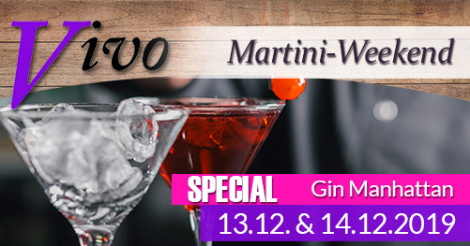 Martini-Weekend