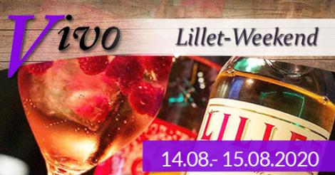Lillet Weekend