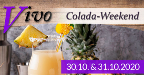 Colada Weekend