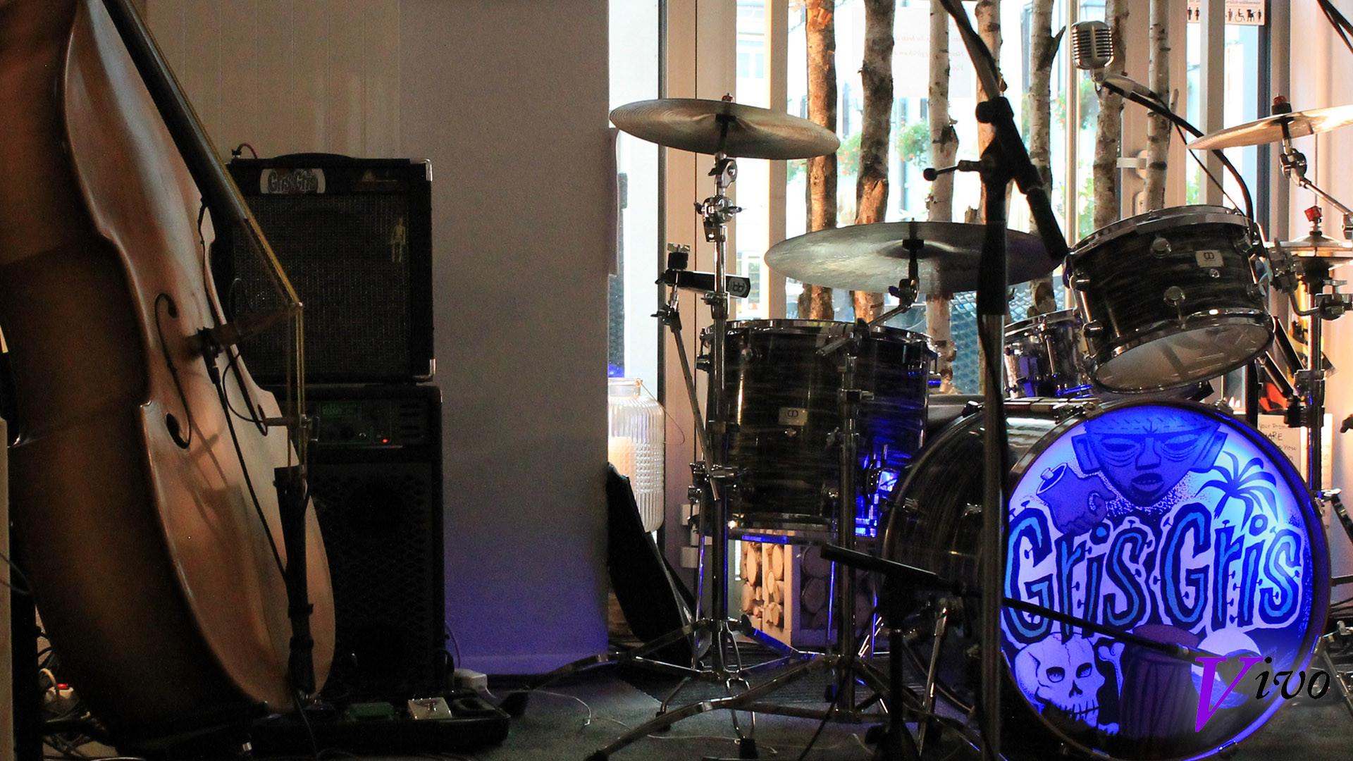 Live-Musik mit Gris Gris