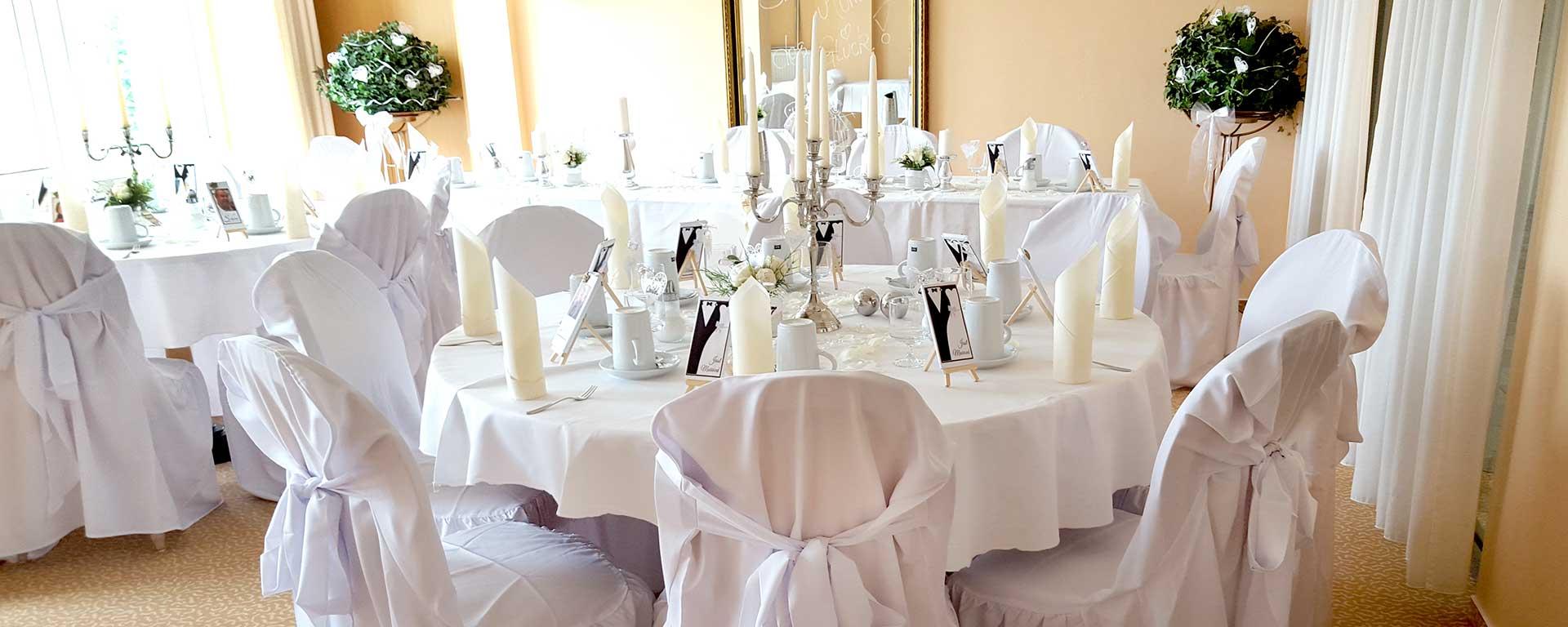 Saal & Veranstaltungsraum für Hochzeit und Familienfest, Festsaal, Eventlocation