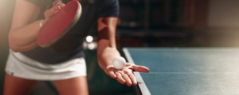 Tischtennis- Kurs