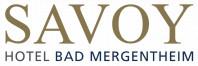 SAVOY Hotel Bad Mergentheim in 97980 Bad Mergentheim: