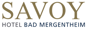 Logo SAVOY Hotel Bad Mergentheim