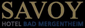 Logo SAVOY Hotel Bad Mergentheim