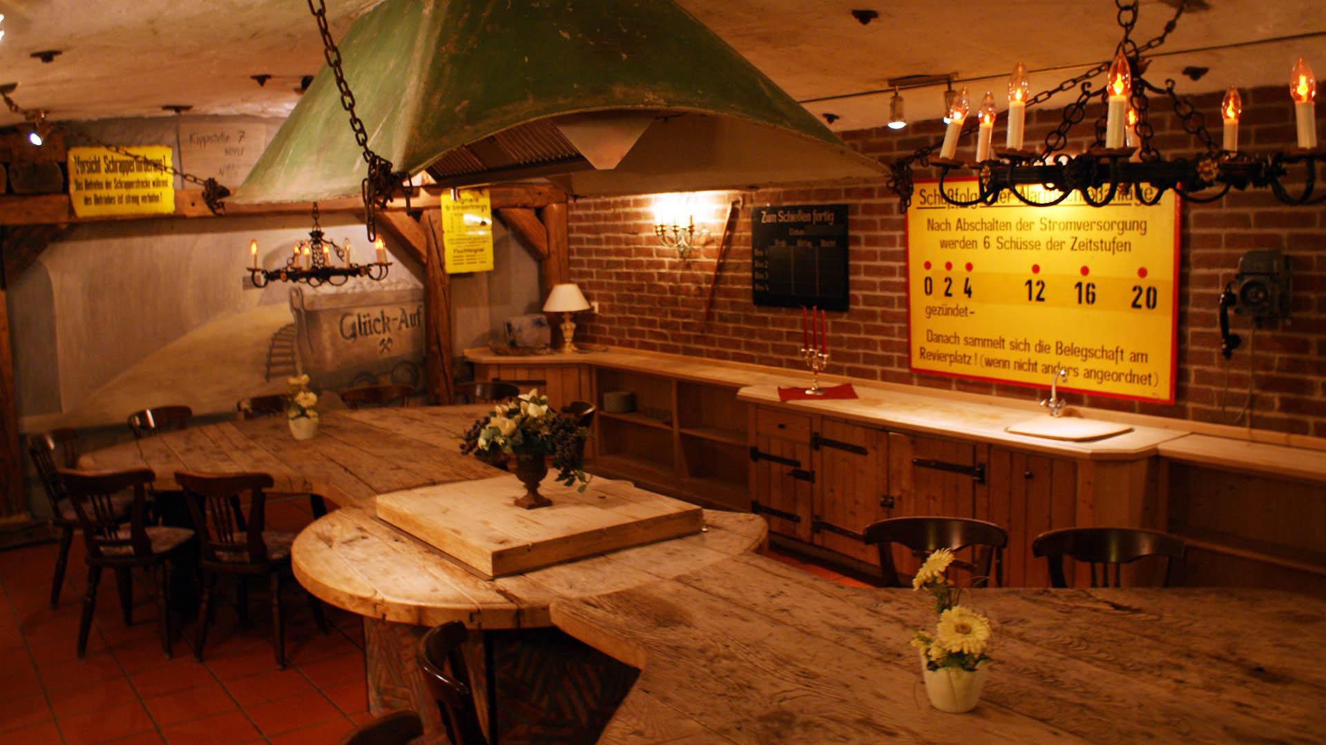 Unser Restaurant für einen erfolgreichen Start in den Tag, die perfekte Pause oder auch einen gelungenen Tagesabschluss