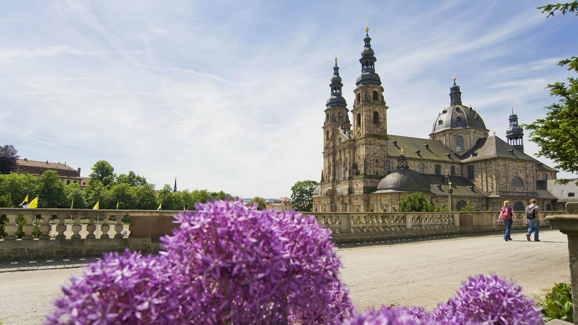 Ausflugsziele Fulda ca 40 km entfernt