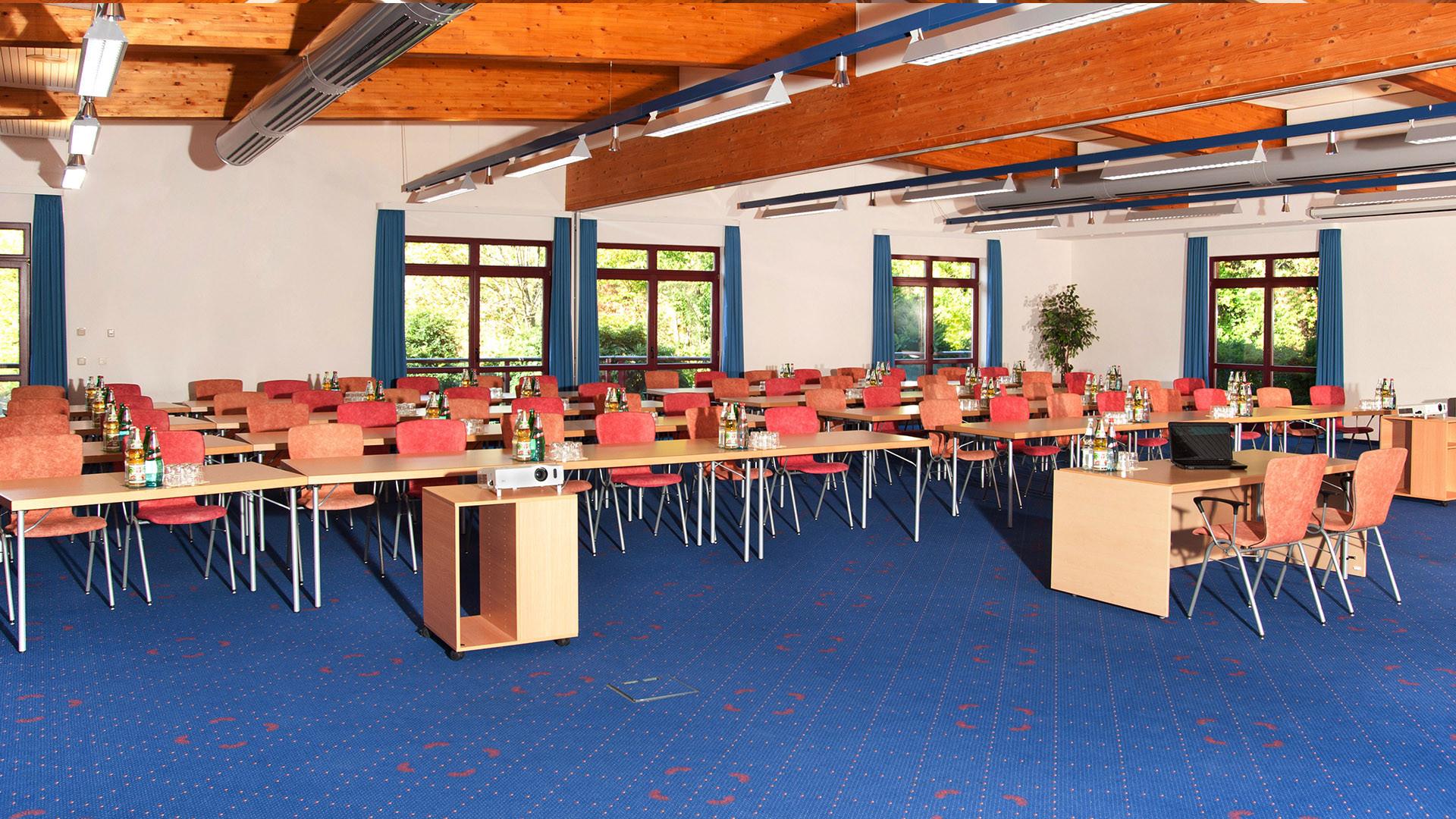 Eventlocation Frankfurt für bis zu 200 Personen |  Tagungen, Kongresse und Events mitten in Deutschland