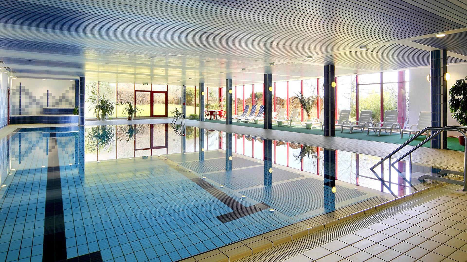 Unser hauseigenes Schwimmbad, zum entspannen und genießen