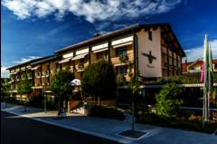 Wunsch Hotel Muerz Außenansicht