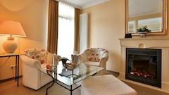 Wunsch Hotel Muerz Suite Murz Wohnraum