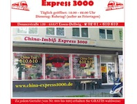 China-Imbiss Express 3000 Essen, 45357 Essen
