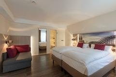 Doppelzimmer CityClass Hotel Caprice am Dom, Komfort oder Superiorkategorie wahlweise mit Balkon