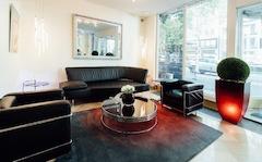Außenansicht des Hotel Esplanade Köln