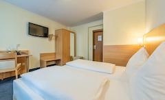 Doppelzimmer und Zweibettzimmer im Hotel Windsor Köln, wahlweise Standard oder Economy
