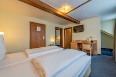 Vierbettzimmer oder Familienzimmer im Hotel Windsor Köln