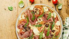 PIZZA von  Freddy Fresh Pizza Darmstadt