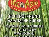 MC Asia Restaurant, 90431 Nürnberg