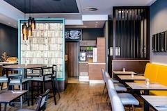 Premier Inn Nuernberg City Centre restaurant