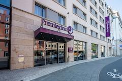Premier Inn Nuernberg City Centre hotel