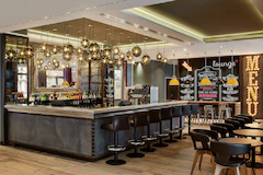 Premier Inn Germany Lounge restaurant