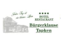 Bürgerklause Tapken Hotel & Restaurant, 49681 Garrel